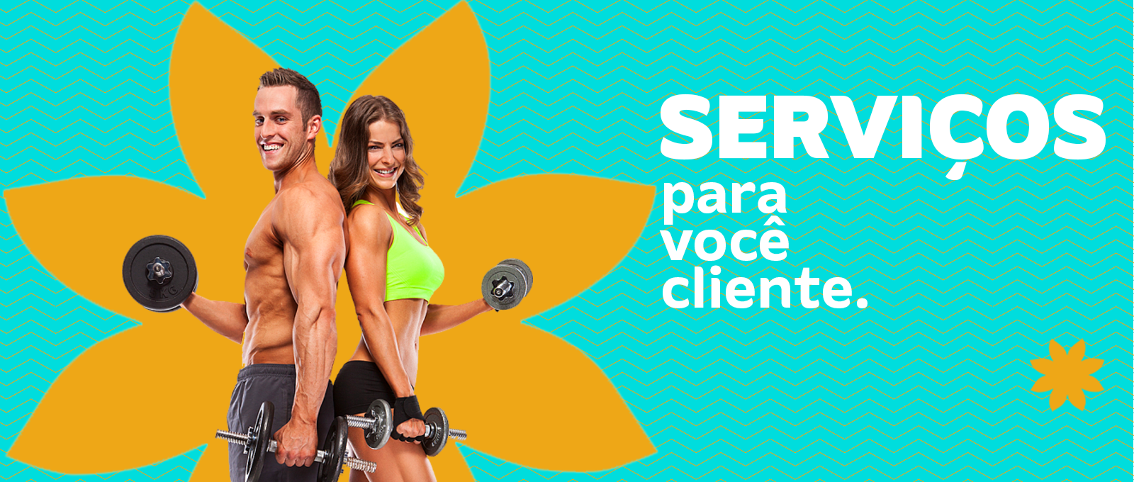 Banner Seriços